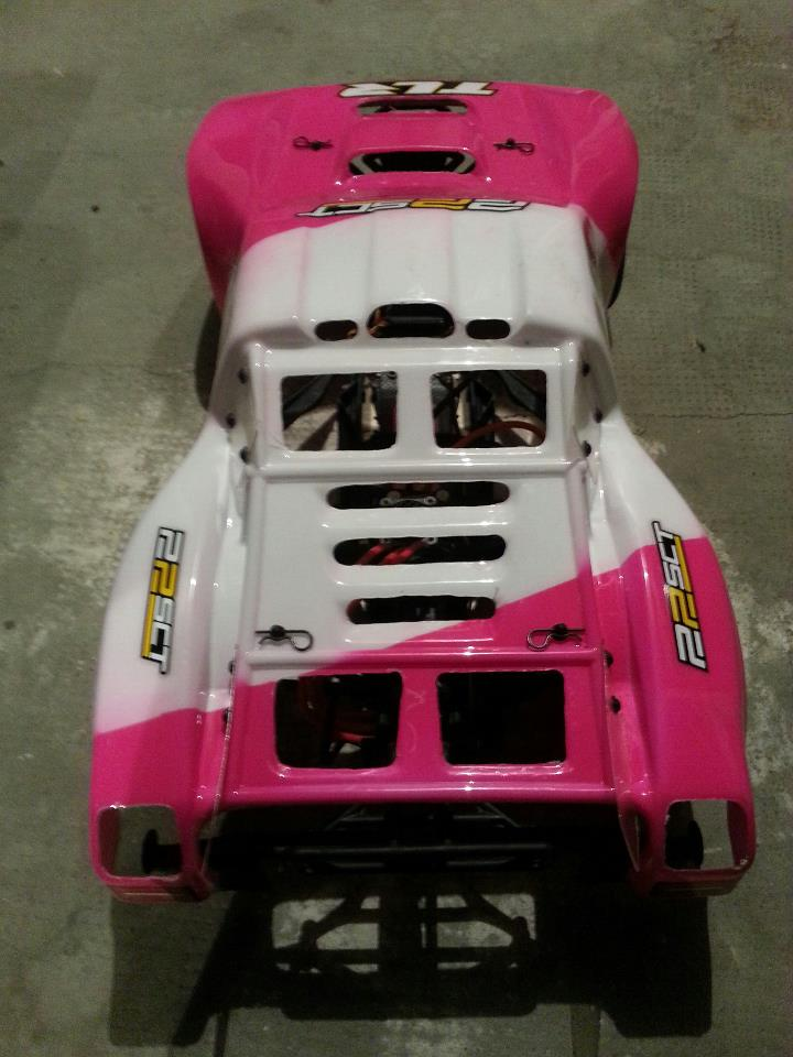 1/10 22 2WD race buggy kit TLR0022  52951410