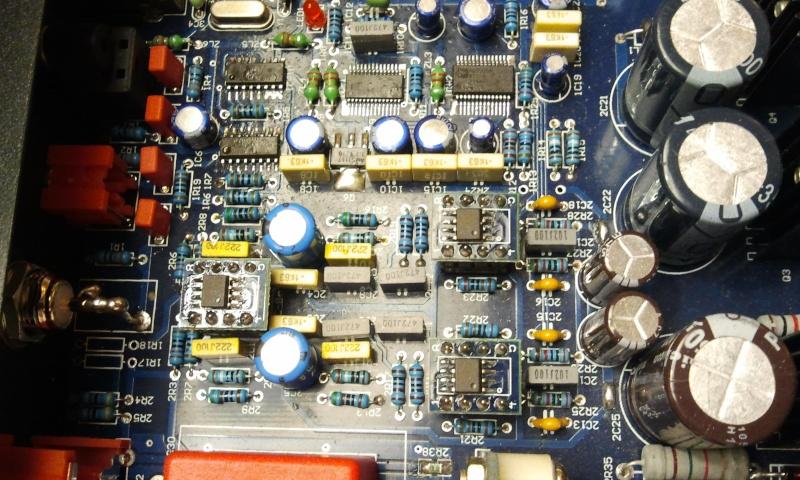 Maverick Audio D2 Kit Upgrade OPA 627? 2013-011