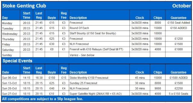 Stoke Genting October Schedule Stoke_12