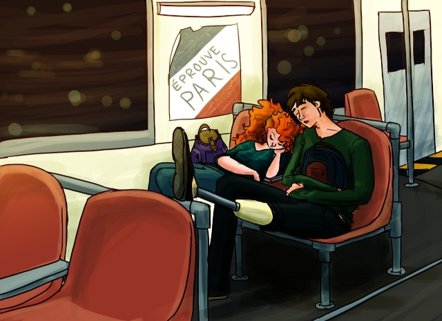(Fan art) Merida, Rapunzel, Jack et Hiccup - The Big Four - Page 21 Tumblr29