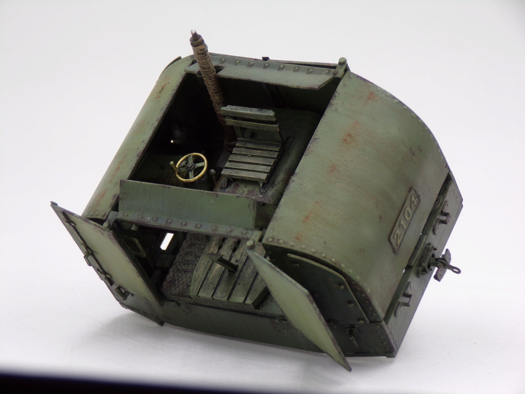 Simplex 40HP Protected WW1 - 1/35 Resicast 112_2837