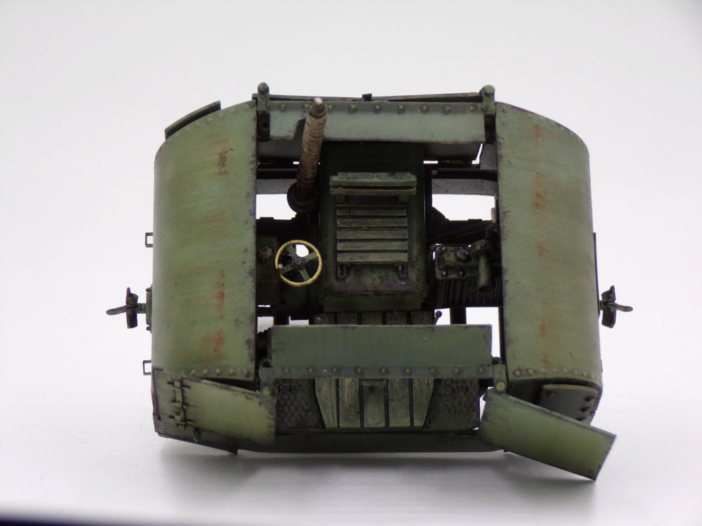 Simplex 40HP Protected WW1 - 1/35 Resicast 112_2838