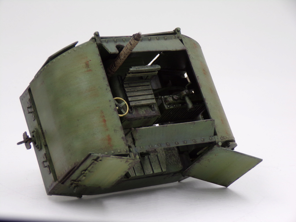 Simplex 40HP Protected WW1 - 1/35 Resicast 112_2839