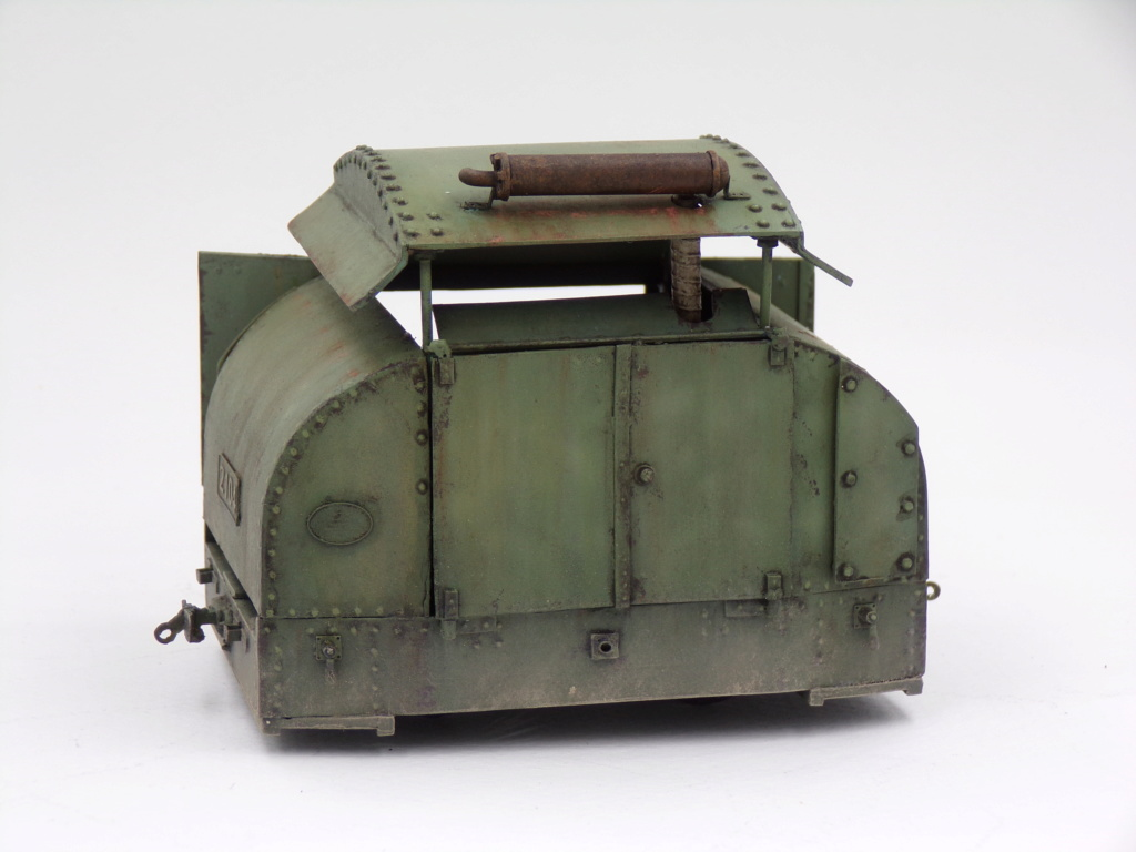 Simplex 40HP Protected WW1 - 1/35 Resicast 112_2911