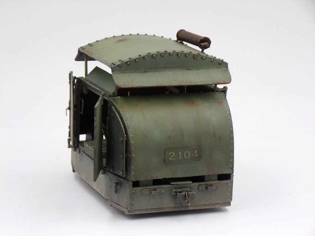 Simplex 40HP Protected WW1 - 1/35 Resicast 112_2912
