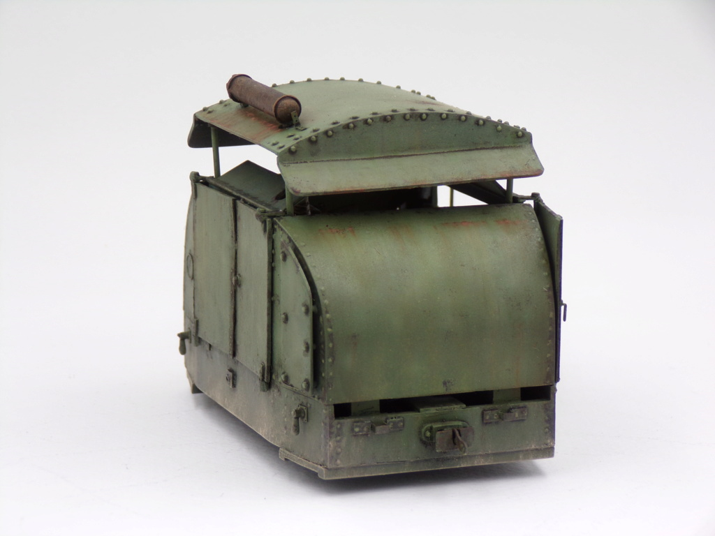Simplex 40HP Protected WW1 - 1/35 Resicast 112_2914
