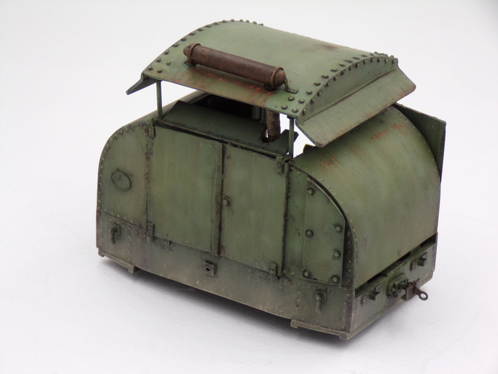 Simplex 40HP Protected WW1 - 1/35 Resicast 112_2916