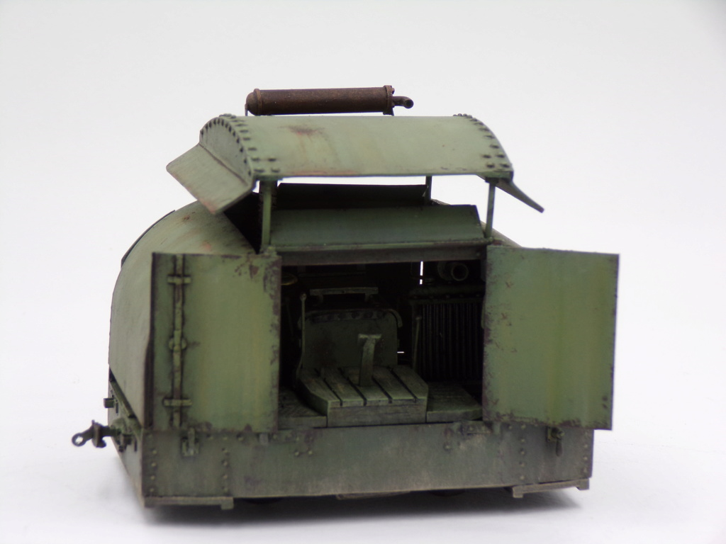 Simplex 40HP Protected WW1 - 1/35 Resicast 112_2918