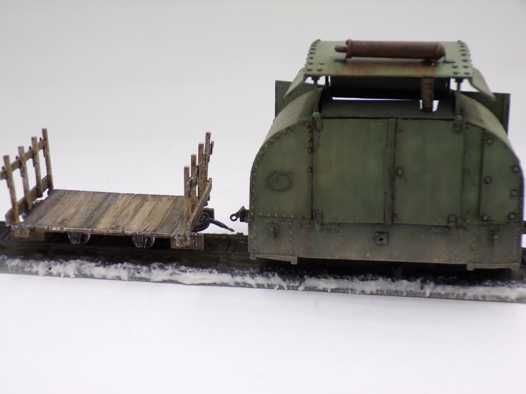 Simplex 40HP Protected WW1 - 1/35 Resicast 112_2922