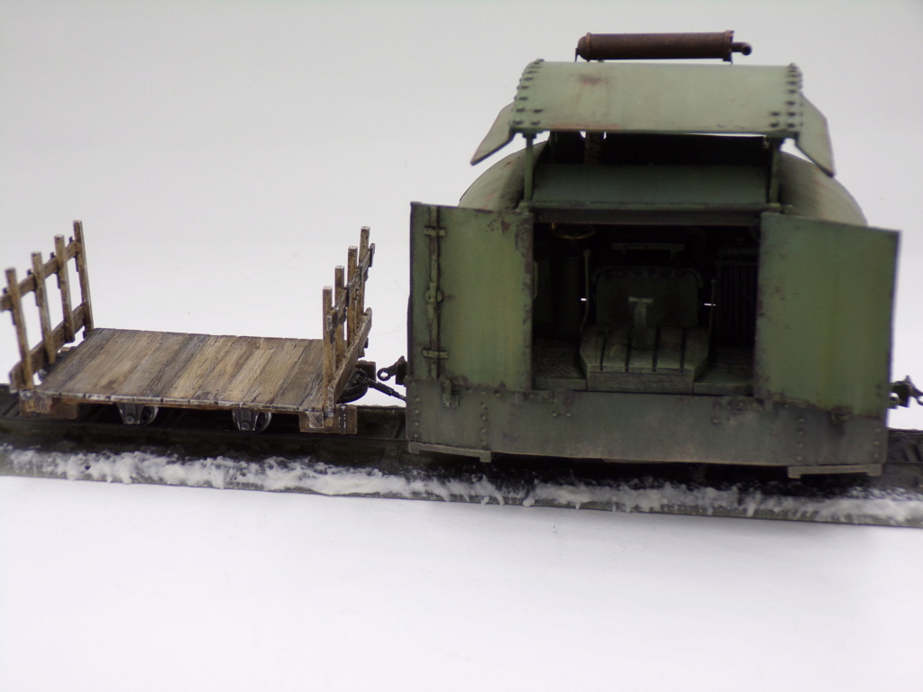 Simplex 40HP Protected WW1 - 1/35 Resicast 112_2923