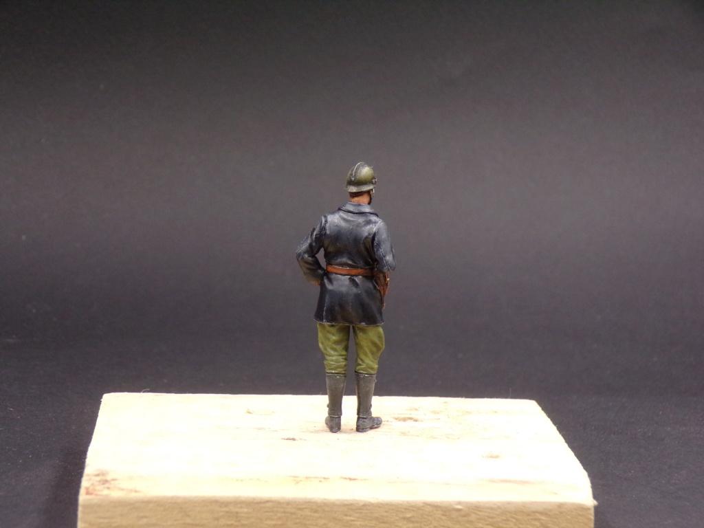 Tankistes et gendarme belges 1940 - Resicast 1/35 112_3019