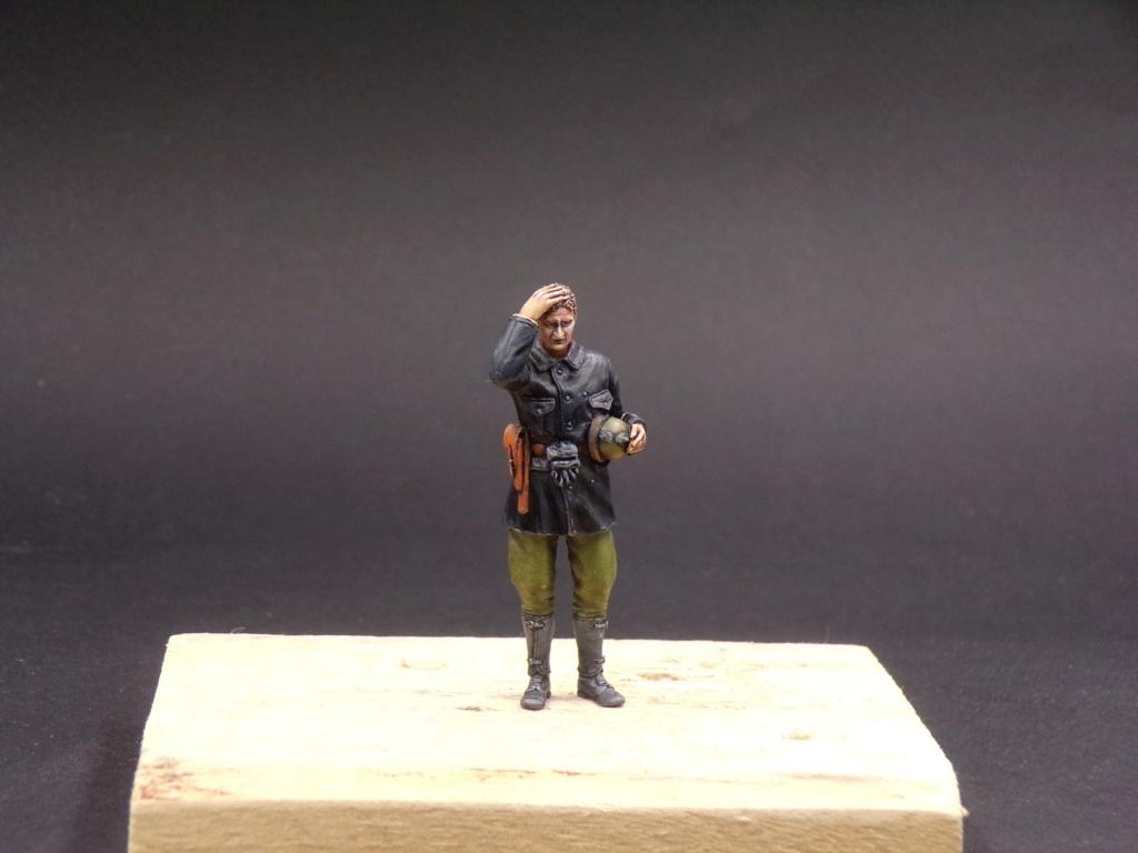 Tankistes et gendarme belges 1940 - Resicast 1/35 112_3020