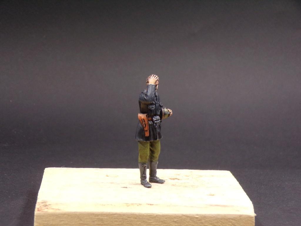 Tankistes et gendarme belges 1940 - Resicast 1/35 112_3024