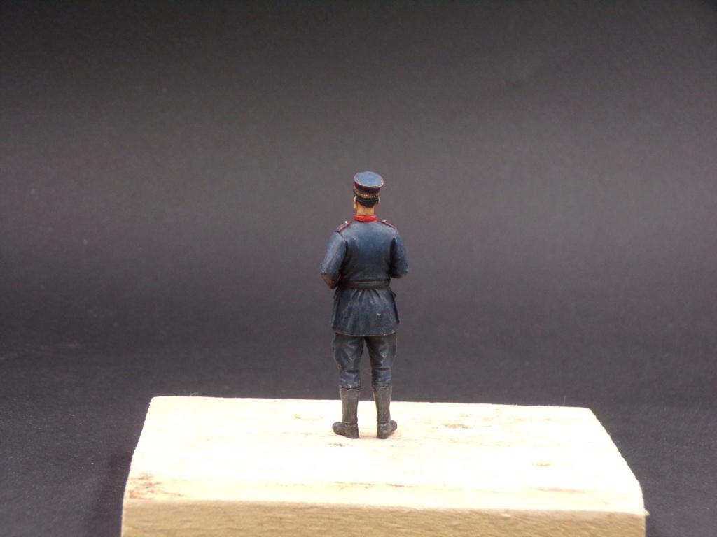 Tankistes et gendarme belges 1940 - Resicast 1/35 112_3025