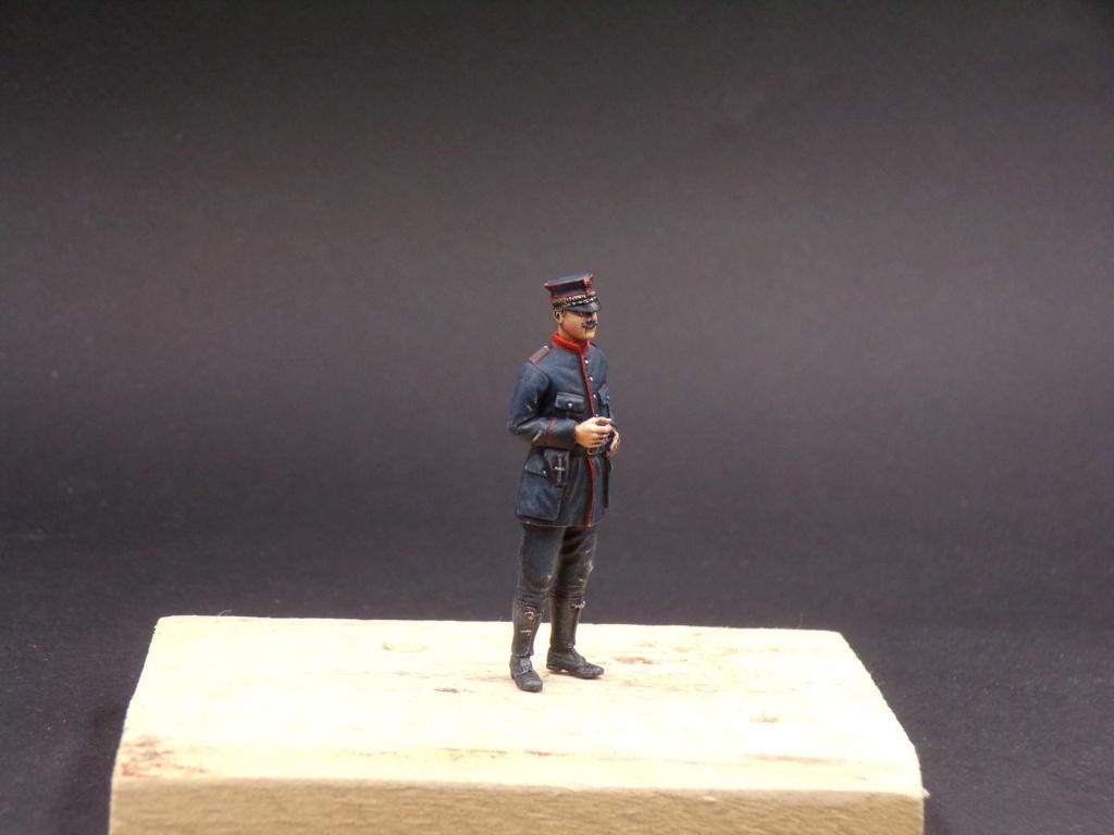 Tankistes et gendarme belges 1940 - Resicast 1/35 112_3026