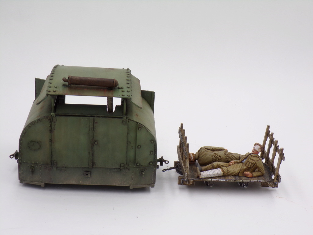 Simplex 40HP Protected WW1 - 1/35 Resicast - Page 2 112_3037
