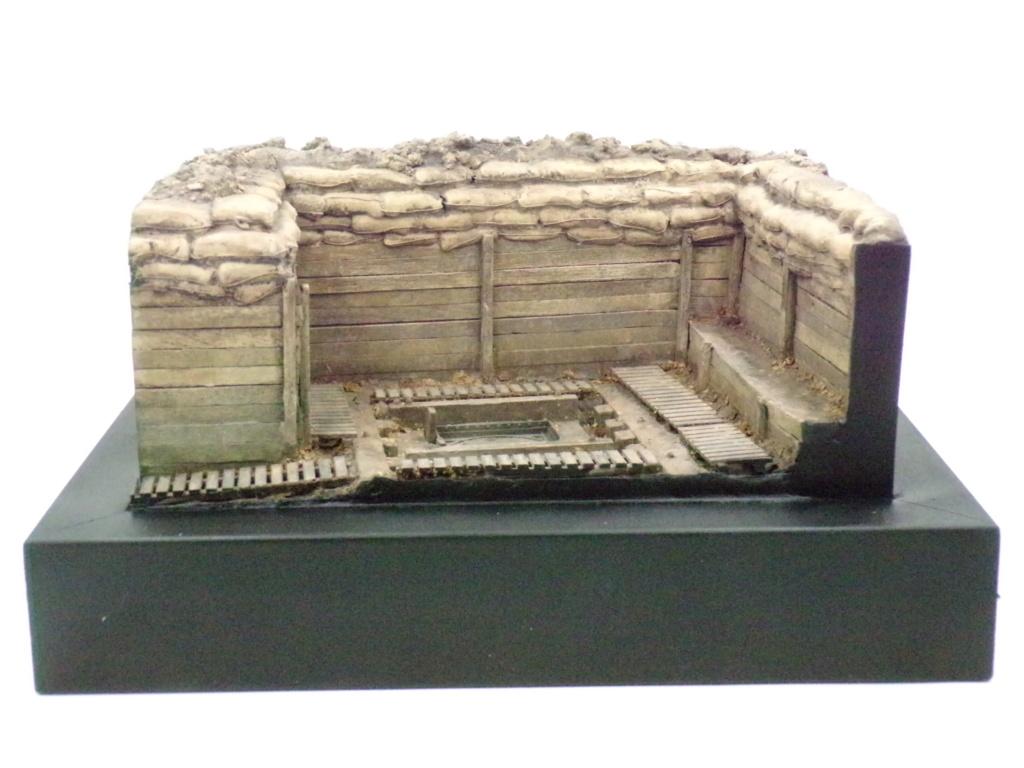 Fire Mortar Base - Resicast 1/35 112_3111