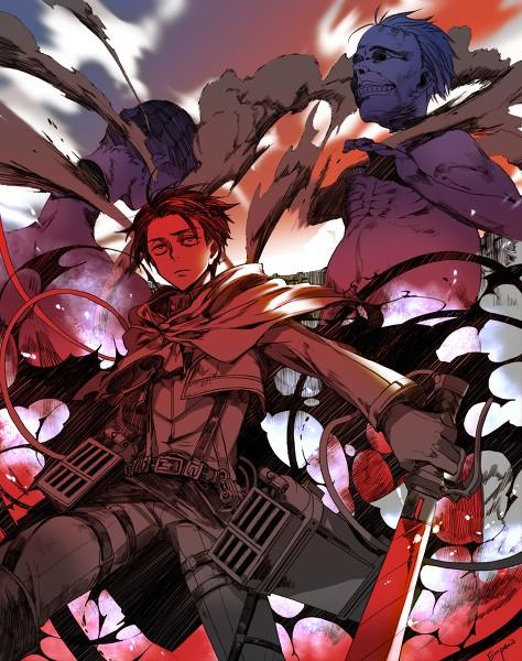 [Fan Club] Levi, meilleur soldat de l'humanité 34913010