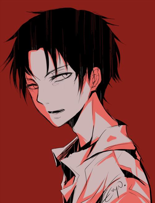 [Fan Club] Levi, meilleur soldat de l'humanité Tumblr10