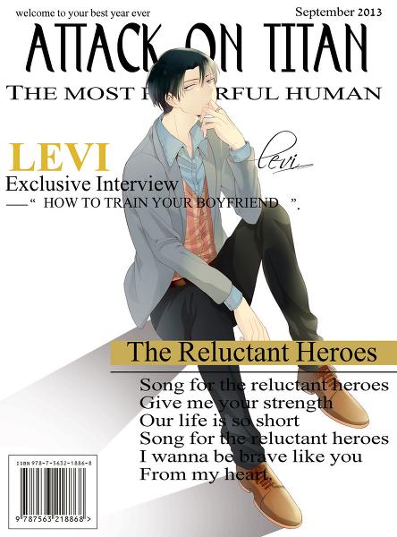 [Fan Club] Levi, meilleur soldat de l'humanité Zzzzhh10