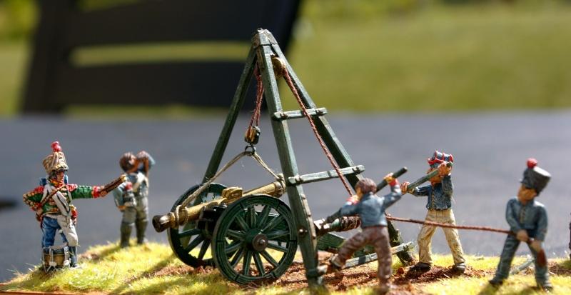 artilleurs et soldats du train! Artill17