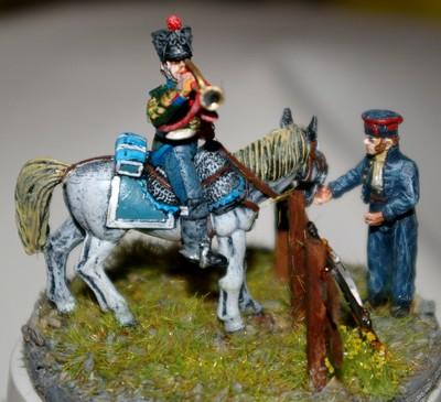 artilleurs et soldats du train! - Page 2 Trompe10