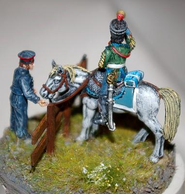 artilleurs et soldats du train! - Page 2 Trompe11