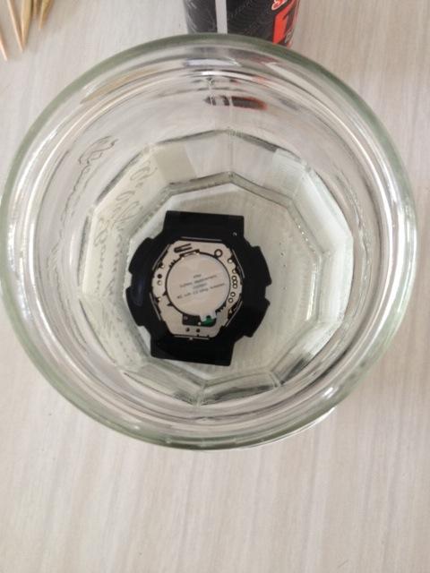 casio - HydroMDP : réalisation d'une Casio G-Shock équipression - Page 12 Avant10