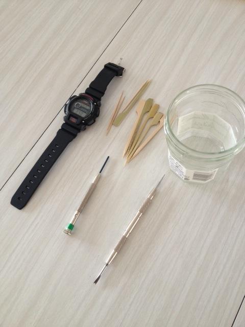 casio - HydroMDP : réalisation d'une Casio G-Shock équipression - Page 12 Deibut11