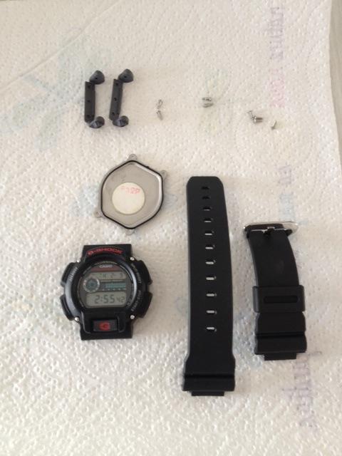 casio - HydroMDP : réalisation d'une Casio G-Shock équipression - Page 12 Dessoa10