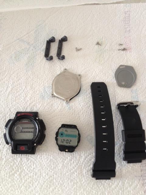 casio - HydroMDP : réalisation d'une Casio G-Shock équipression - Page 12 Dessoa11
