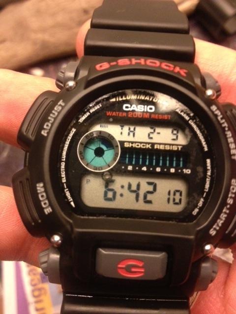 casio - HydroMDP : réalisation d'une Casio G-Shock équipression - Page 12 Final10