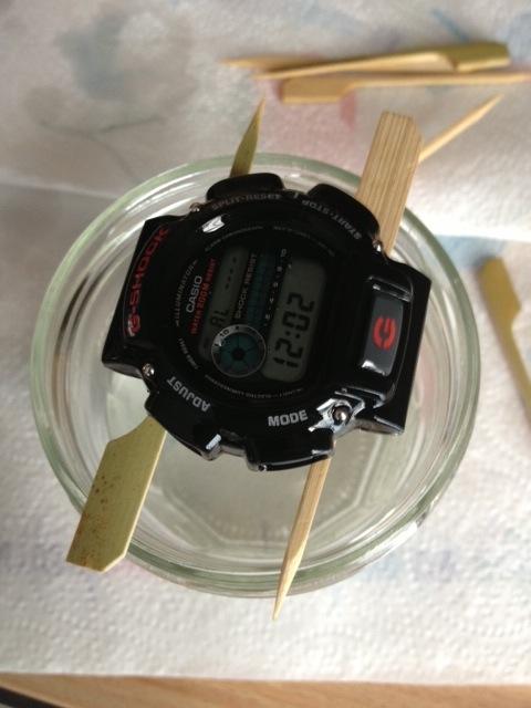 casio - HydroMDP : réalisation d'une Casio G-Shock équipression - Page 12 Seicha10