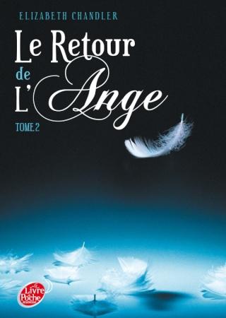LE RETOUR DE L'ANGE (Tome 2) de Elizabeth Chandler Arton110