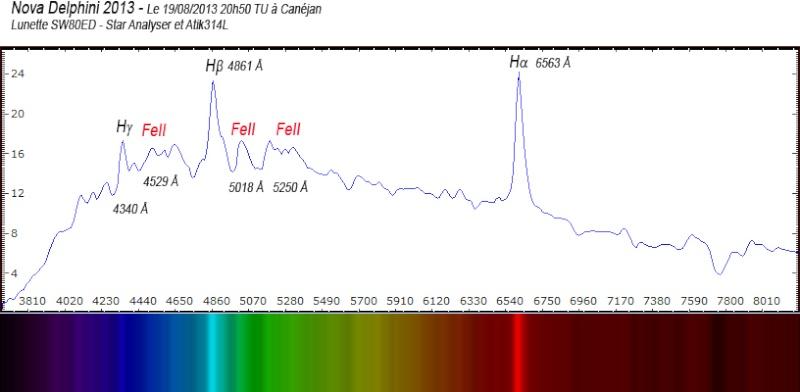 Nova Del 2013 Spectr14