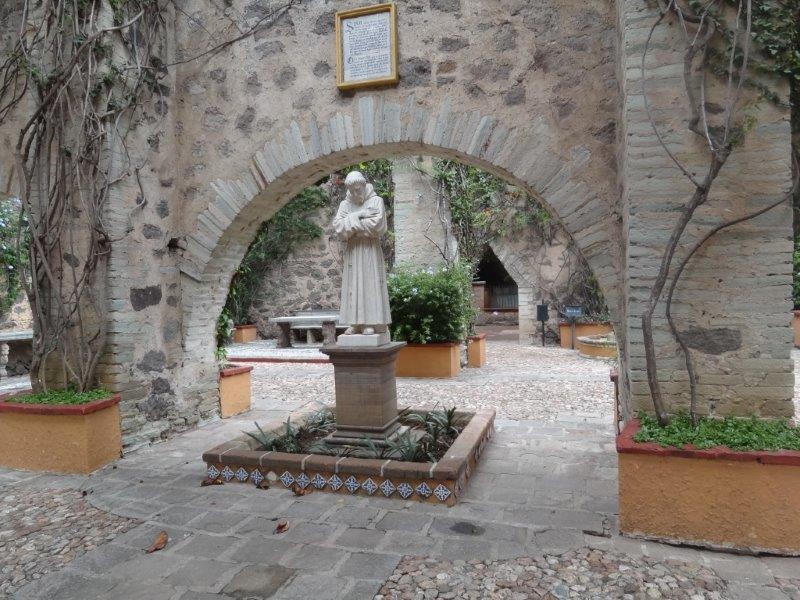 Hacienda San Gabriel de Barrera in Guanajuato Dsc04019