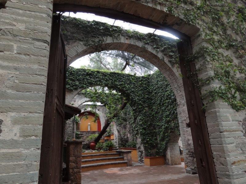 Hacienda San Gabriel de Barrera in Guanajuato Dsc04020