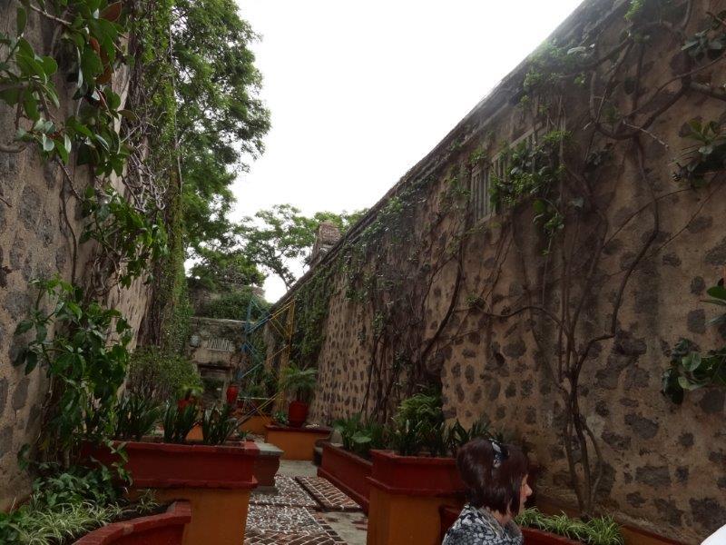 Hacienda San Gabriel de Barrera in Guanajuato Dsc04022