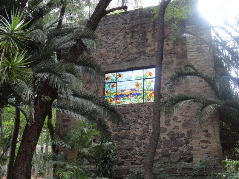 Hacienda San Gabriel de Barrera in Guanajuato Dsc04024