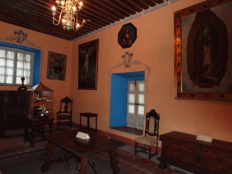 Hacienda San Gabriel de Barrera in Guanajuato Dsc04027