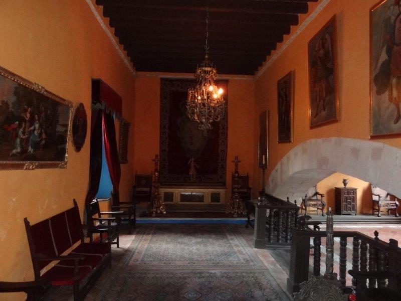 Hacienda San Gabriel de Barrera in Guanajuato Dsc04029