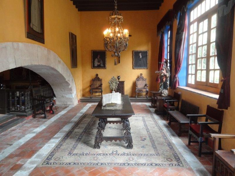 Hacienda San Gabriel de Barrera in Guanajuato Dsc04030