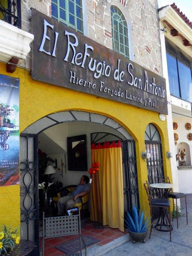 El Refugio de San Antonio - Tonala Dscn4812