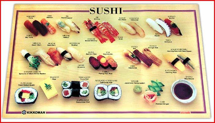 RICKI'S Japanese and Thai Restaurant review Sushi10