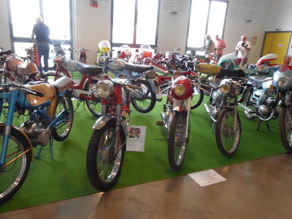 Expo cyclos du cfcs Uchaud 2018  Dscn2110