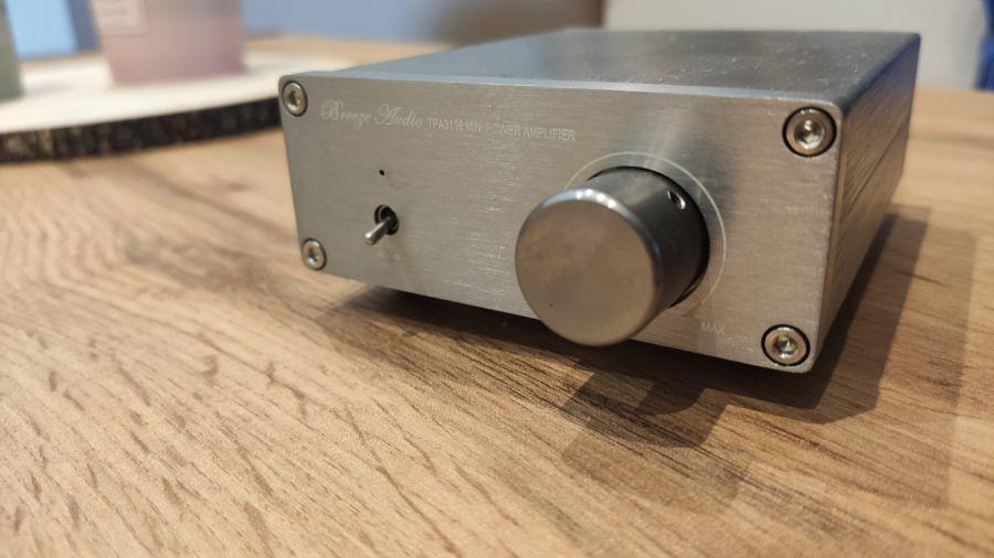 [Roma] Breeze Audio TPA3116 + alimentatore Alpha Elettronica modificato, € 45 + SS 04_amp10