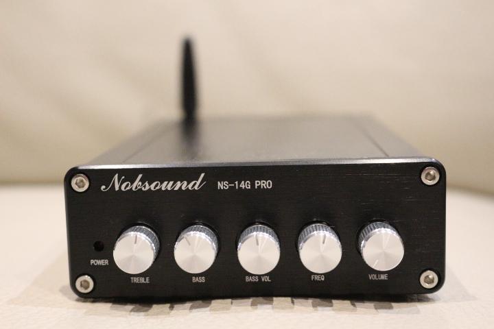 Nobsound NS 14-G Pro 2.1 - TPA3116 Img_5211