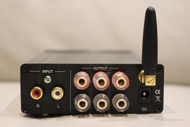 Nobsound NS 14-G Pro 2.1 - TPA3116 Img_5212