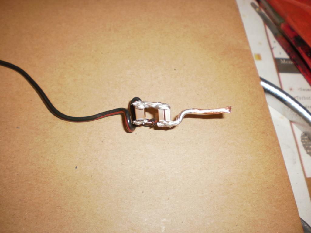 Remplacement condensateur pour rupteur par condensateur céramique  P3091410