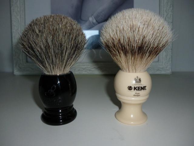 Blaireau Kent BK2 - Best badger - Noeud de 22mm - Page 3 P1000421